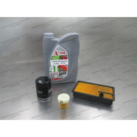 Onderhoudspakket olie en filters Kubota 2