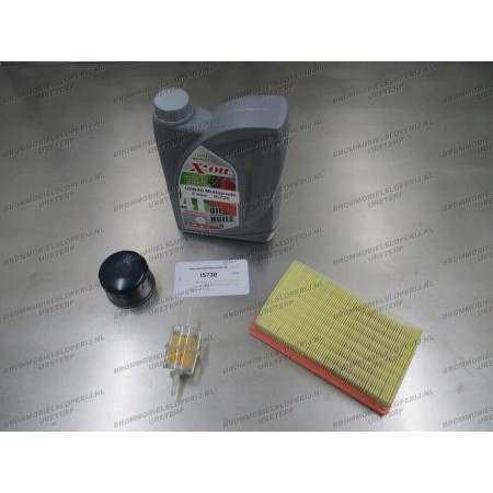 Onderhoudspakket olie en filters Lombardini II