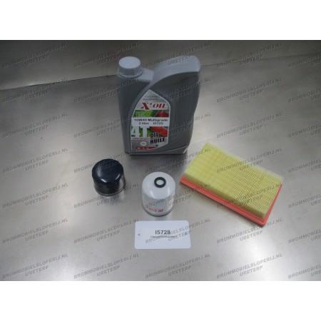 Onderhoudspakket olie en filters Lombardini 1