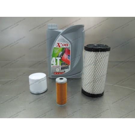 Filterpakket Yanmar, Microcar, Chatenet