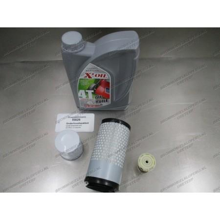 Onderhoudspaket Sensation ( filters en olie)