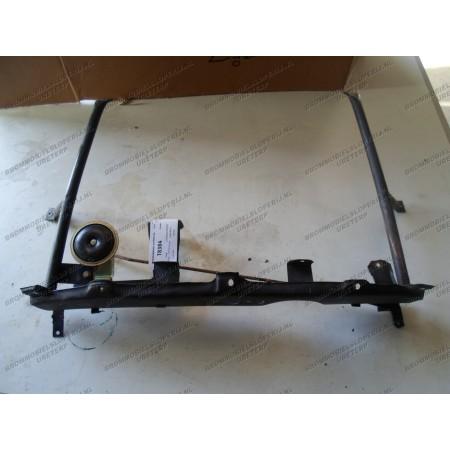 Frame koplamp/Motorkapslothouder ( Semcar )