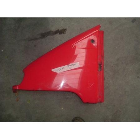 Spatbord linksvoor (rood) Erad Spacia