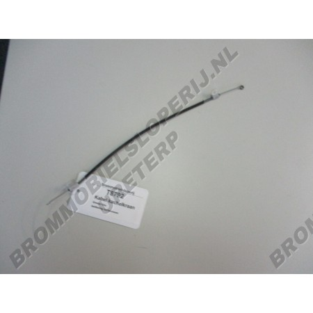 Kabel kachelkraan bediening ( luchtstroom richting)