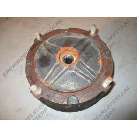 Remtrommel achterwielen met spievertanding ( sttek 170 mm)