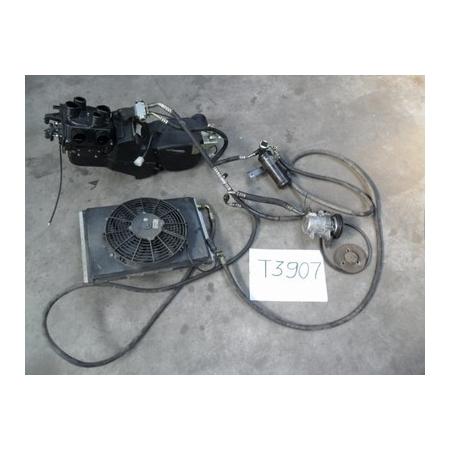 Airco systeem compleet yanmar motor
