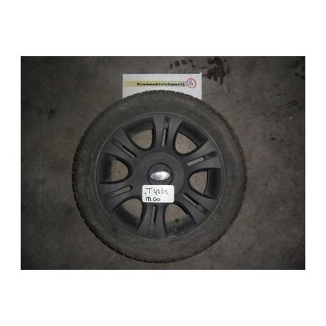 Velg Met Band 15565r14 Mgo 1steek 115 Microcar Zwart Brommobielsloperijnl